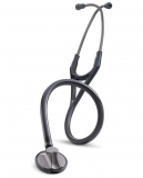 3M Littmann Master Cardiology : Smoke Finish - Black Tube