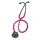 3M Littmann Classic III Raspberry - Smoke Finish