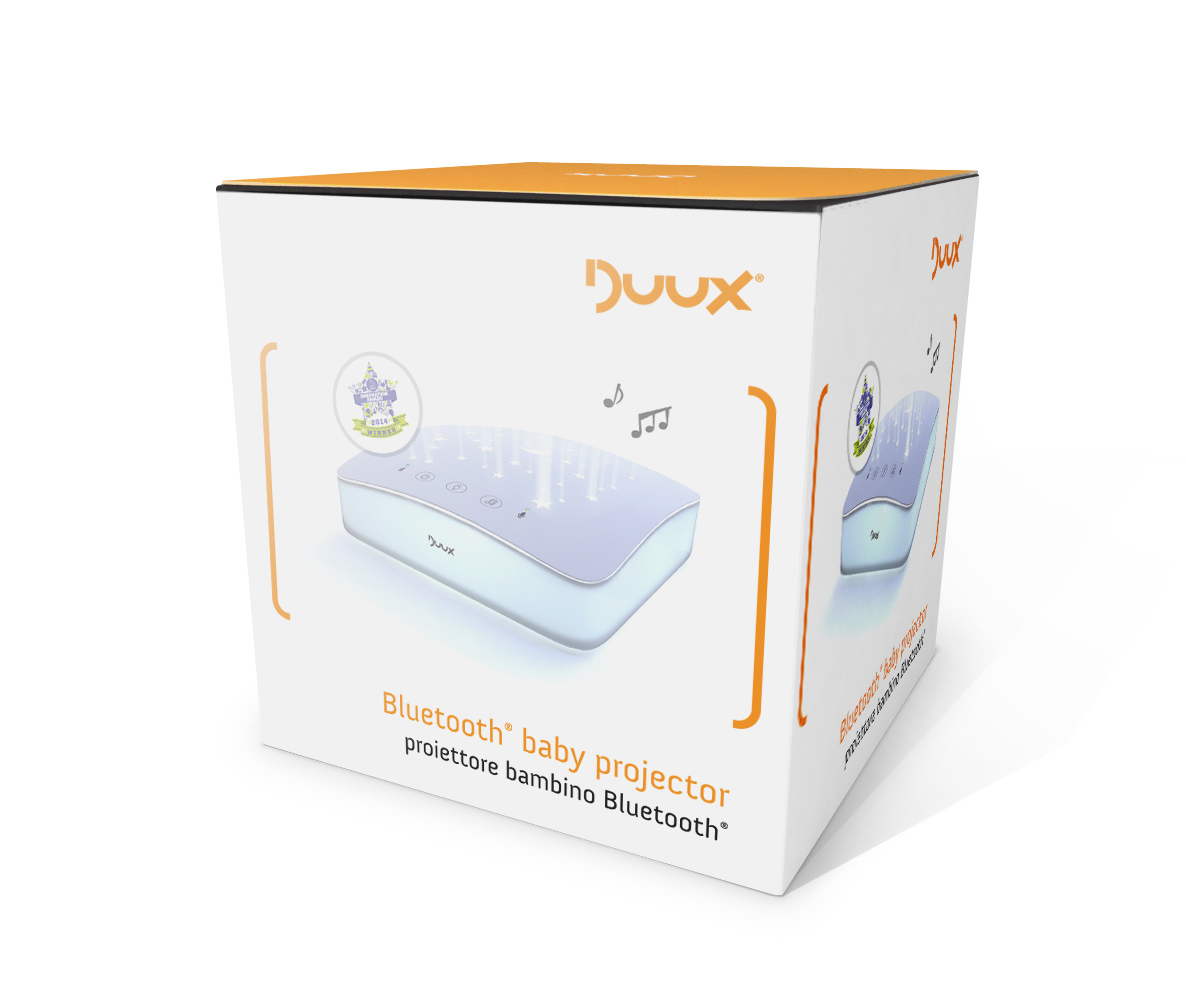 Baby projektor s bluetooth DUUX