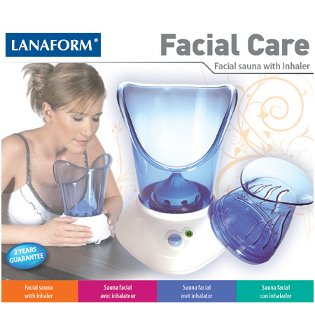 Obličejová sauna LANAFORM Facial Care